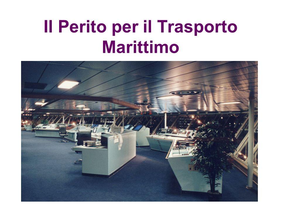 possiede competenze per linserimento in settori di controllo e del monitoraggio ambientale; ha conoscenze della struttura della nave, dellimpresa, dei trasporti, delle norme e dellorganizzazione dellindirizzo marino.