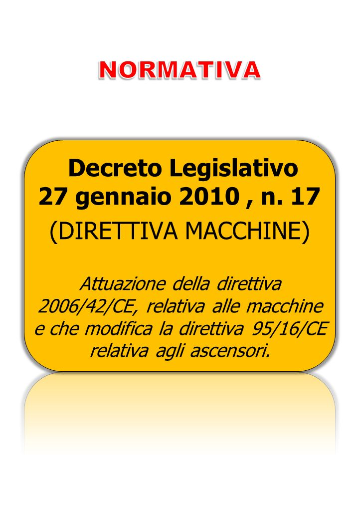 Decreto Legislativo 27 gennaio 2010, n.