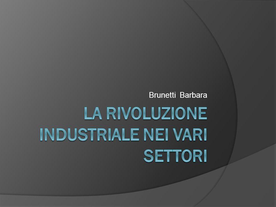 La rivoluzione industriale è un processo di evoluzione economica che da un sistema agricolo-artigianale-commerciale porta ad un sistema industriale moderno.