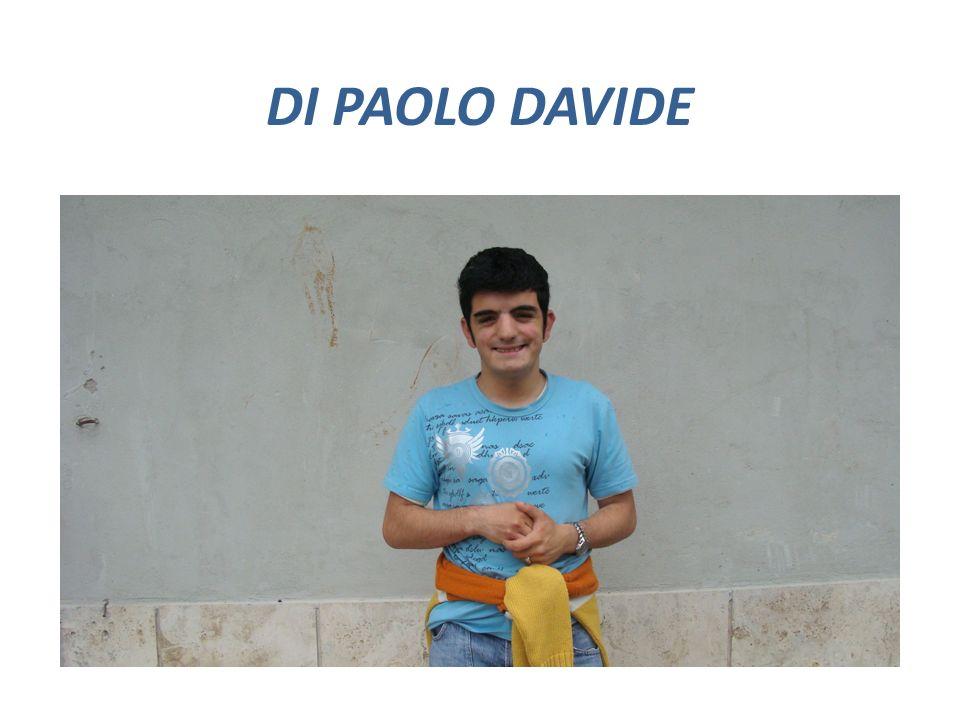 DI PAOLO DAVIDE
