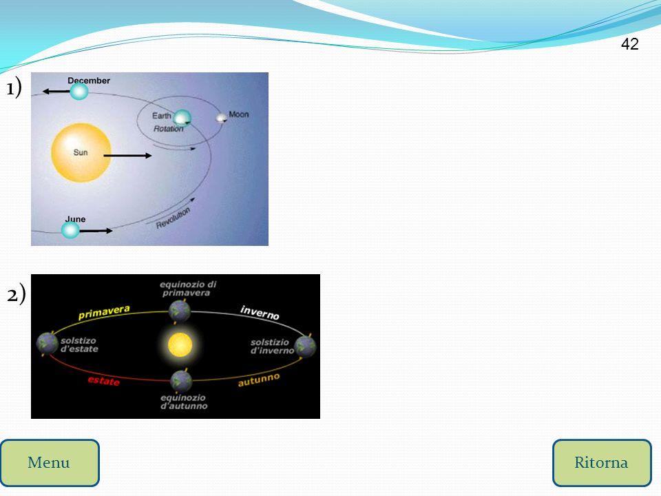 il movimento di rivoluzione(fig.1) La Terra compie un movimento di rivoluzione, ruotando intorno al Sole, in senso antiorario su unorbita ellittica. P