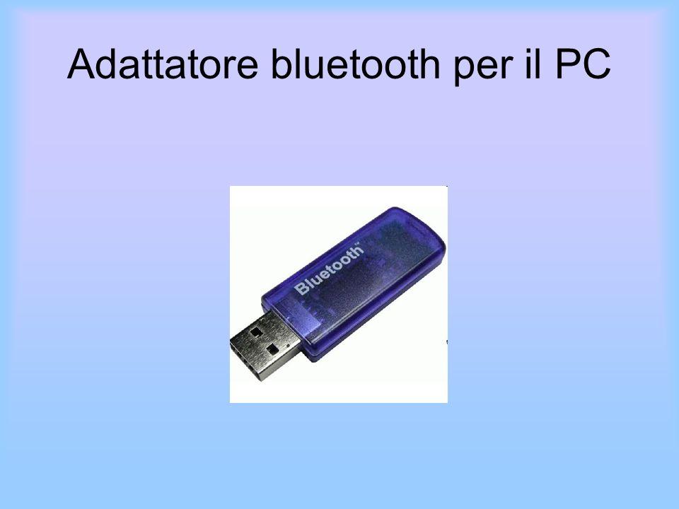 Adattatore bluetooth per il PC