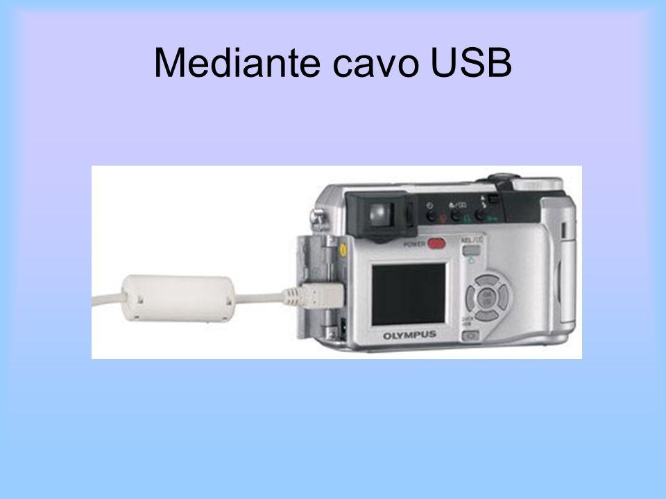 Porte USB USB sta per Universal Serial Bus, cioè collegamento seriale universale.