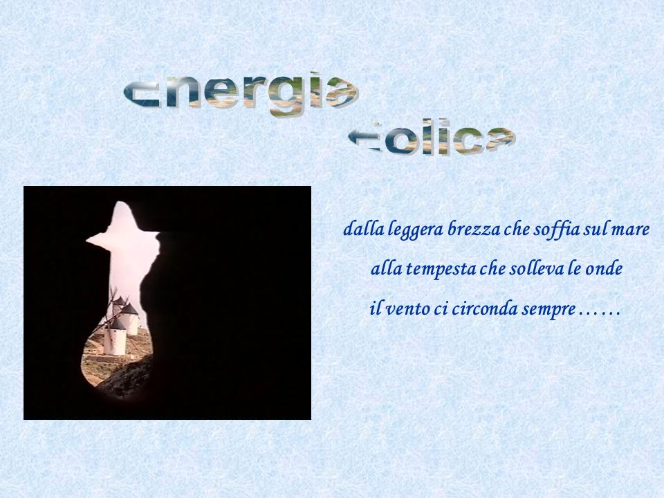 Lavoro realizzato dagli alunni delle classi 3^C e 3^I in adesione la progetto Educarsi al Futuro ANNO SCOLASTICO 2006-2007 DOCENTI: Mariella Rizzo Pinna, M.Teresa Sammartino, Alba Siracusa