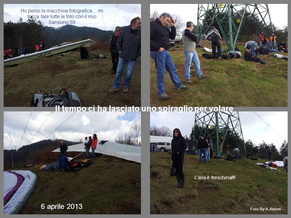 Gli atterraggi di Marcello e Daniele sono sempre spettacolari Foto By A.Antoni