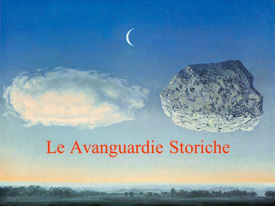 Le Avanguardie Storiche