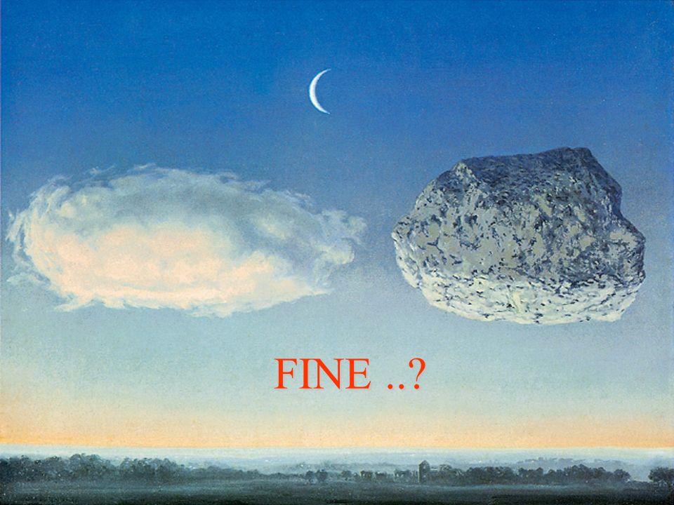 FINE..?