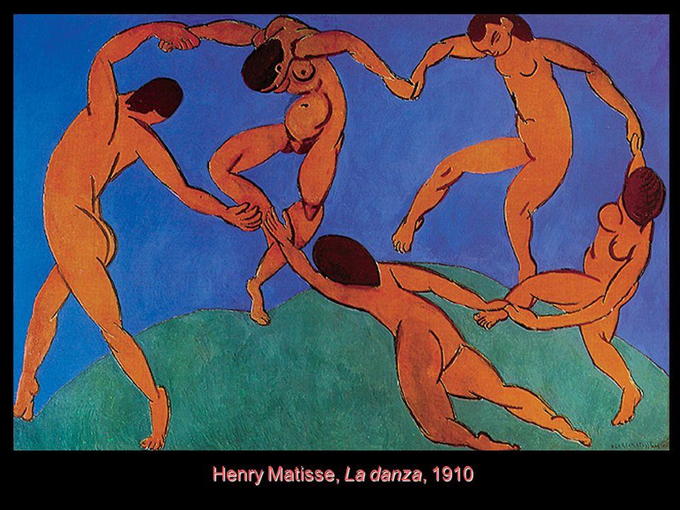 Henry Matisse, La danza, 1910