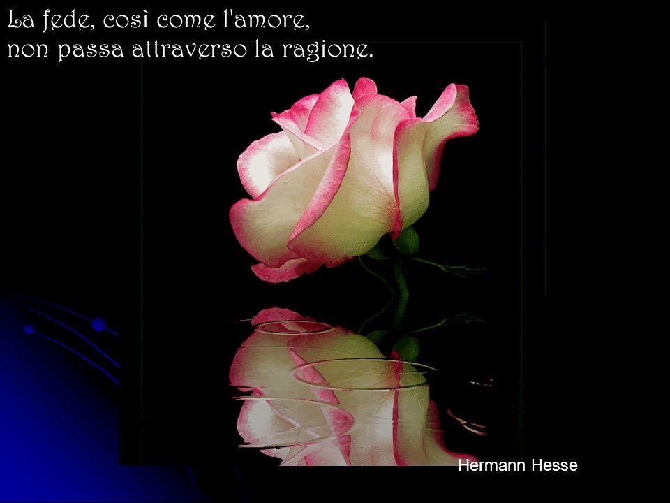 Anche un orologio fermo segna l'ora giusta due volte al giorno. Hermann Hesse