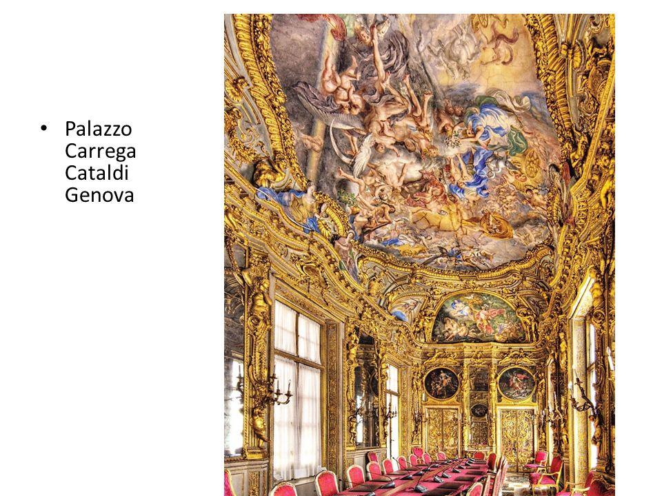 Palazzo Carrega Cataldi Genova