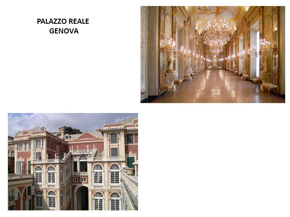 Palazzo Ottavio Imperiale –Palazzo Campetto (oggi Oviesse) Già prima dell ultimazione, nel 1588, fu compreso tra i palazzi dei rolli e inserito nel secondo bussolo, mentre in seguito passò stabilmente al primo.