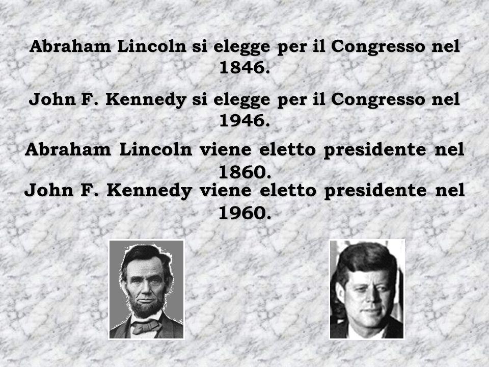 Abraham Lincoln si elegge per il Congresso nel 1846.