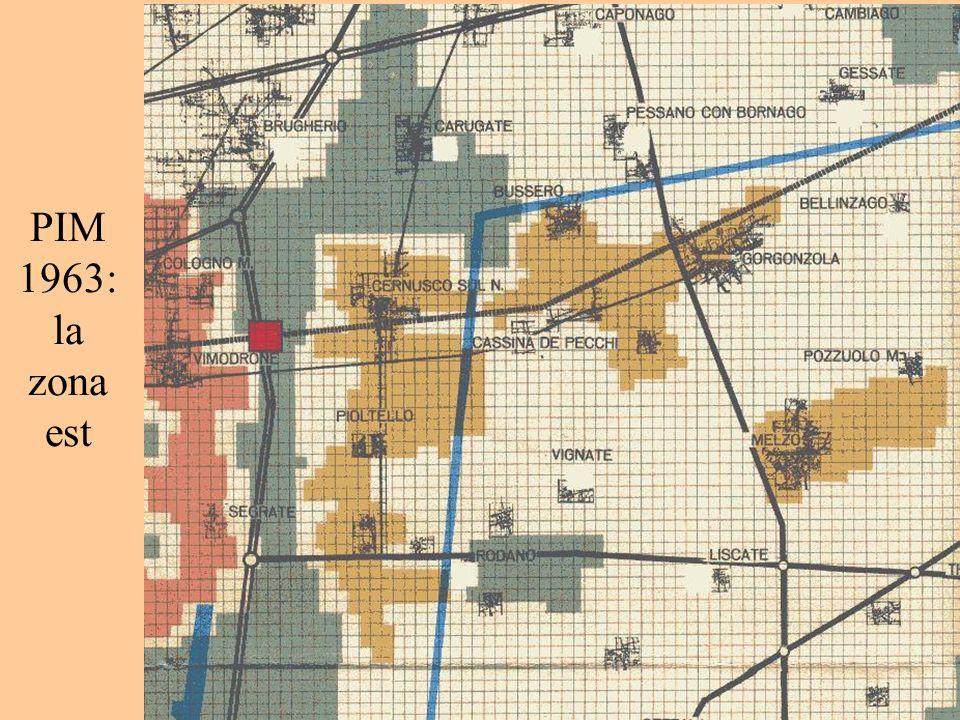 Piano Intercomunale: aree verdi a scala metropolitana Parco Nord