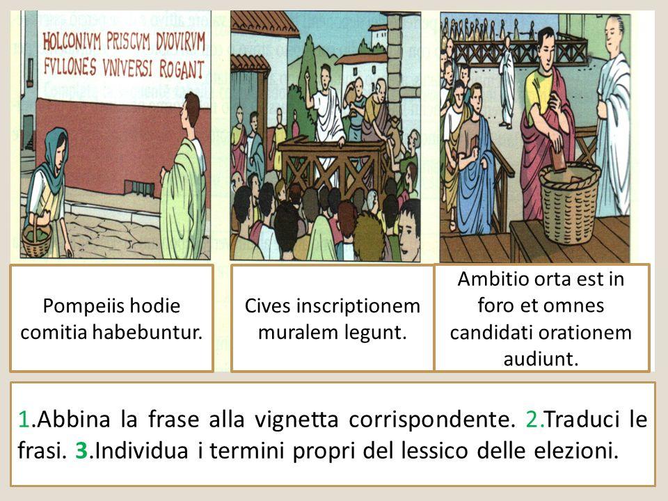 OVF= duoviri (o duumviri) Aedilis, is (al plurale aediles) Aurifex, aurificis (pl.