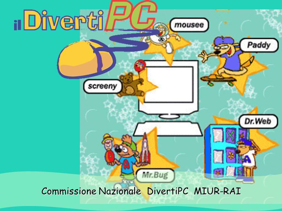 1 Commissione Nazionale DivertiPC MIUR-RAI