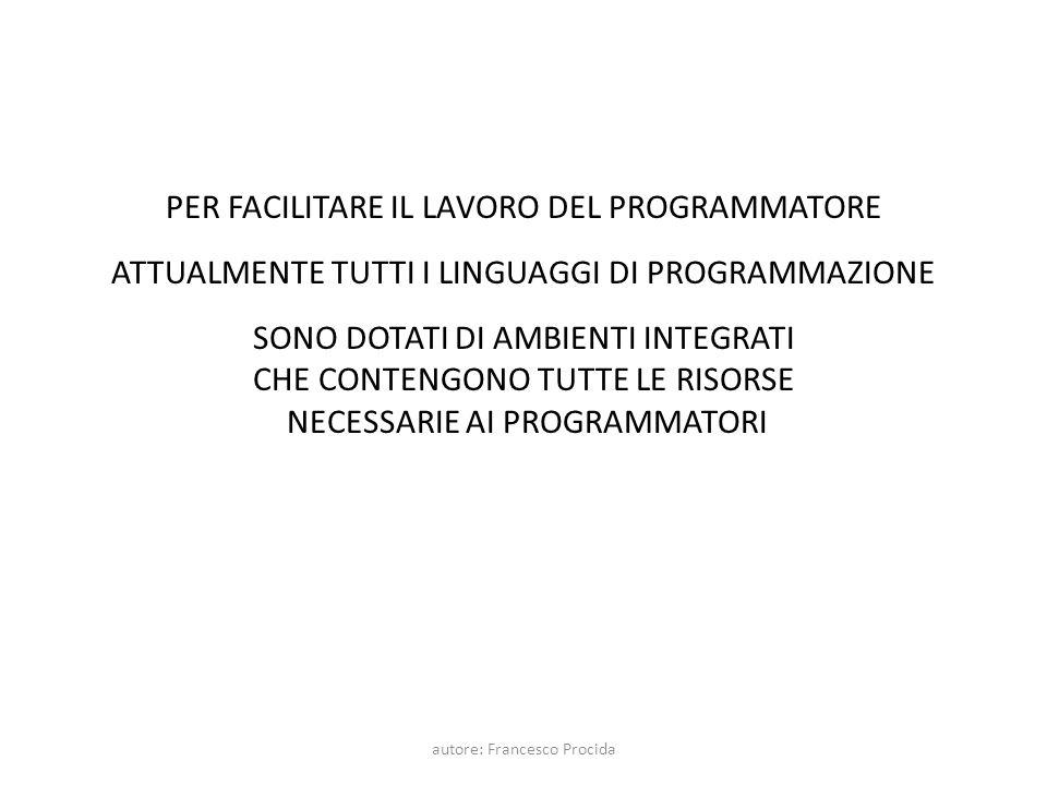 autore: Francesco Procida