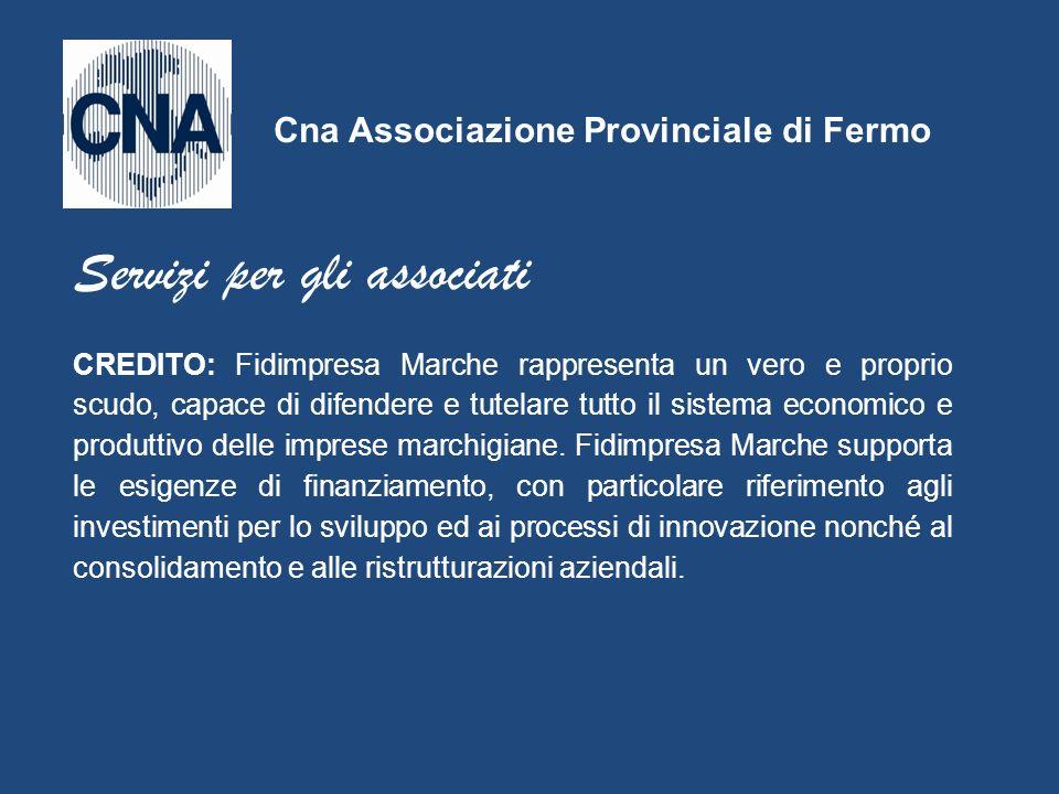 CREDITO: Fidimpresa Marche rappresenta un vero e proprio scudo, capace di difendere e tutelare tutto il sistema economico e produttivo delle imprese m