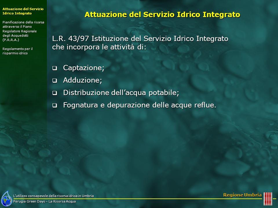 Lutilizzo consapevole della risorsa idrica in Umbria Perugia Green Days – La Risorsa Acqua Regione Umbria Il mancato rispetto delle disposizioni in materia di risparmio idrico ovvero di uso improprio della risorsa idrica, comporta una sanzione amministrativa da euro 600 (seicento) ad euro 6.000 (seimila).