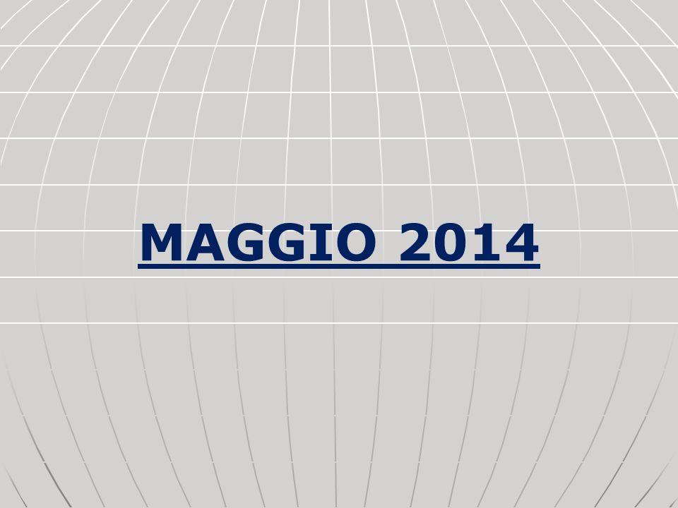 MAGGIO 2014