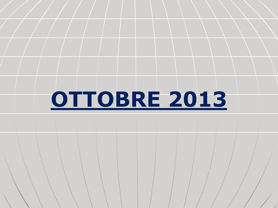 OTTOBRE 2013