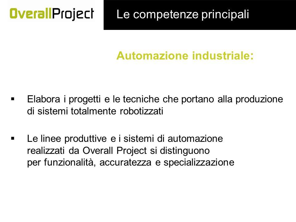 Automazione industriale : Elabora i progetti e le tecniche che portano alla produzione di sistemi totalmente robotizzati Le linee produttive e i siste