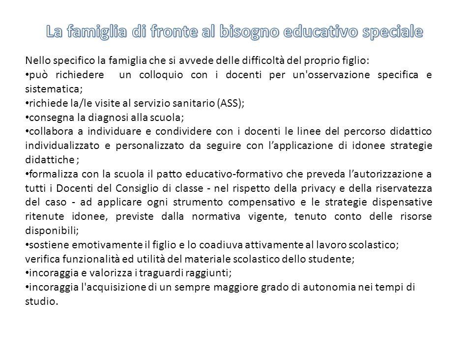 Direttiva 27 dicembre 2012 Strumenti dintervento per alunni con bisogni educativi speciali e organizzazione territoriale per linclusione scolastica Circolare MINISTERIALE 6 marzo 2013 n.