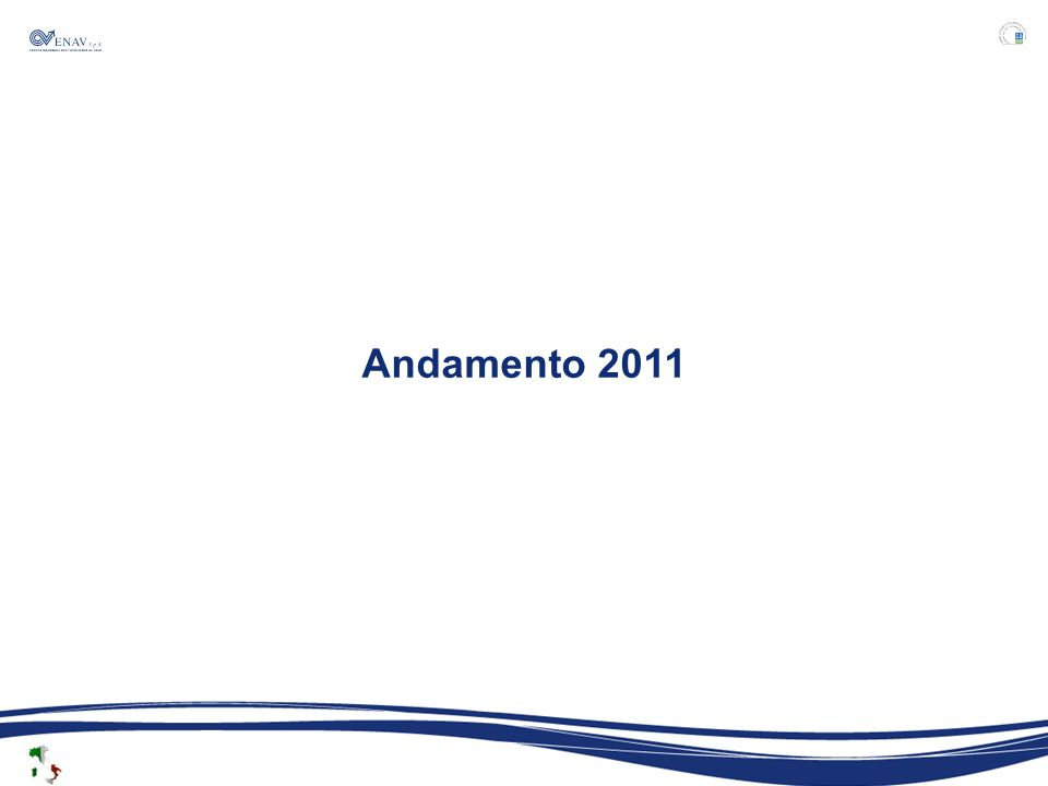 Andamento 2011