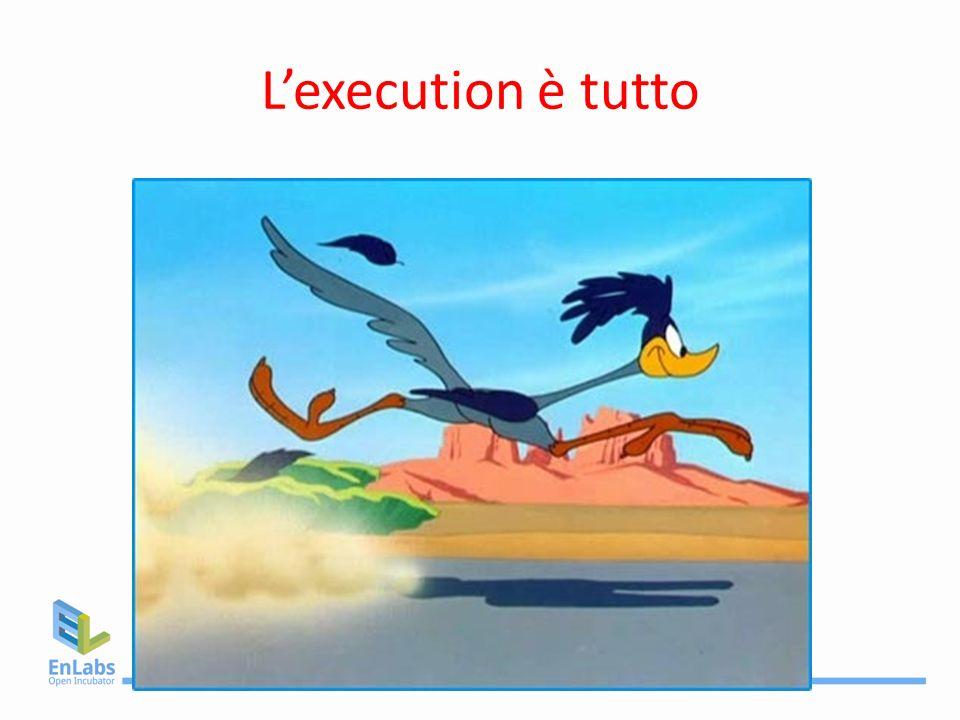 Lexecution è tutto