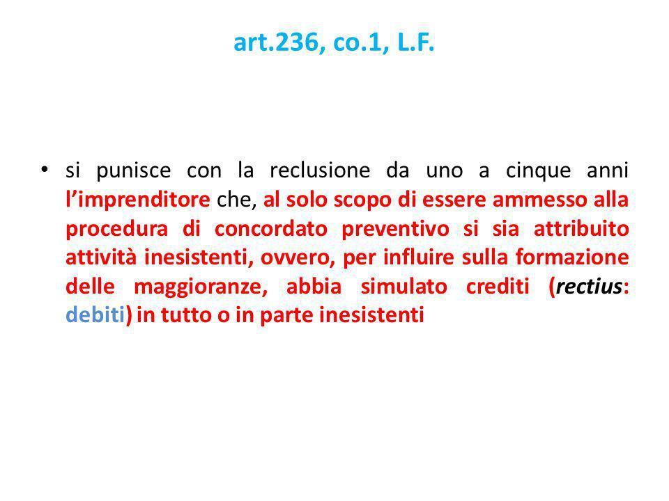 art.236, co.1, L.F.