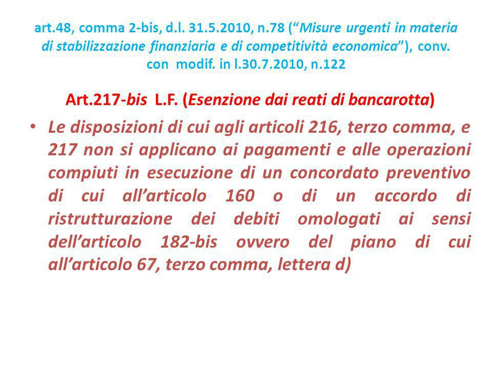 art.48, comma 2-bis, d.l.