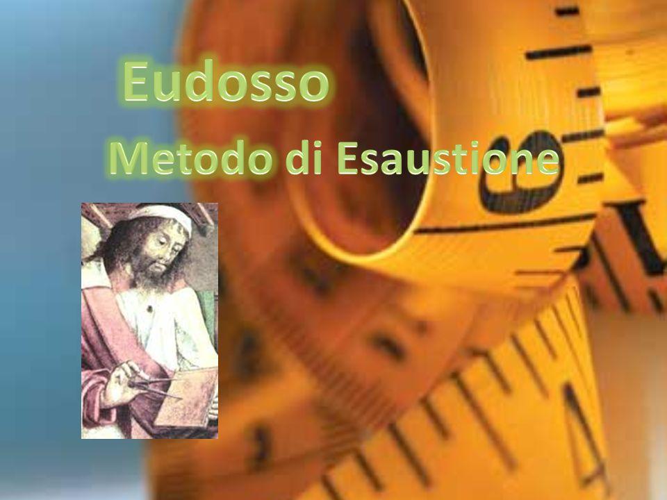 Cenni biografici Il matematico e astronomo greco Eudosso nacque a Cnido tra il 408 e il 406 a.
