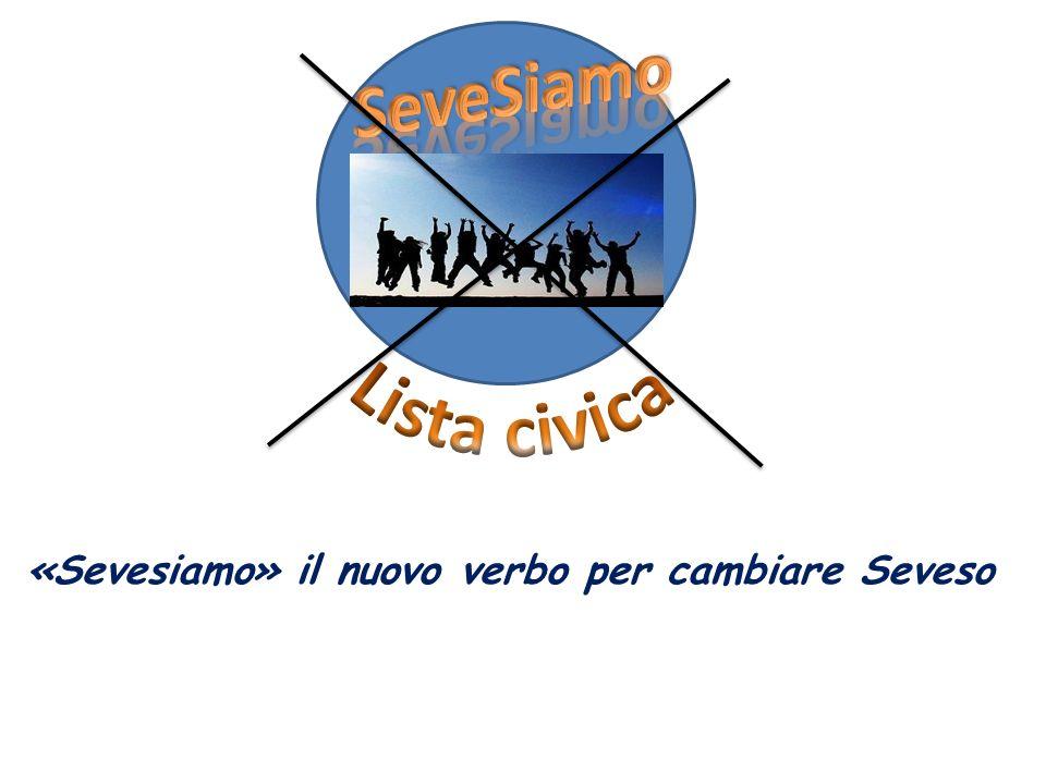 «Sevesiamo» il nuovo verbo per cambiare Seveso