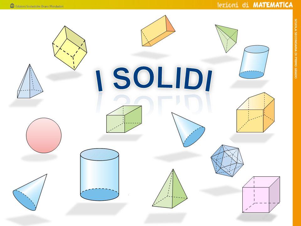 Osserviamo il poliedro della figura a fianco.