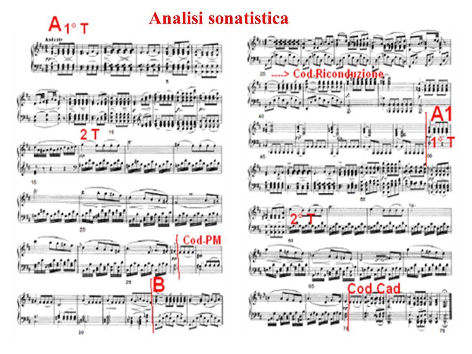 Analisi sonatistica