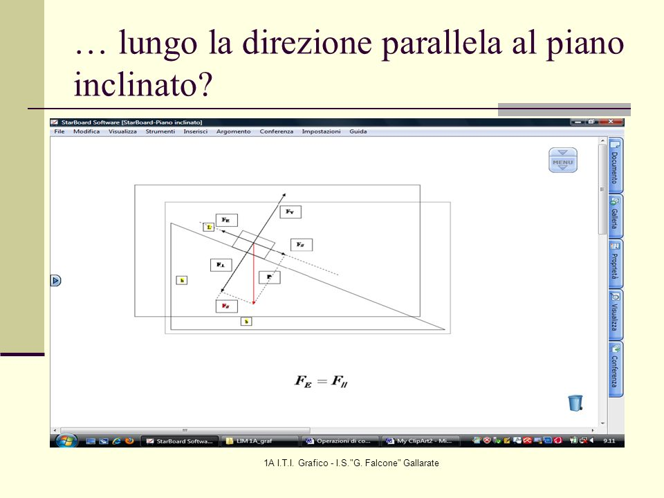 1A I.T.I. Grafico - I.S. G. Falcone Gallarate Sovrapponiamo due angoli acuti