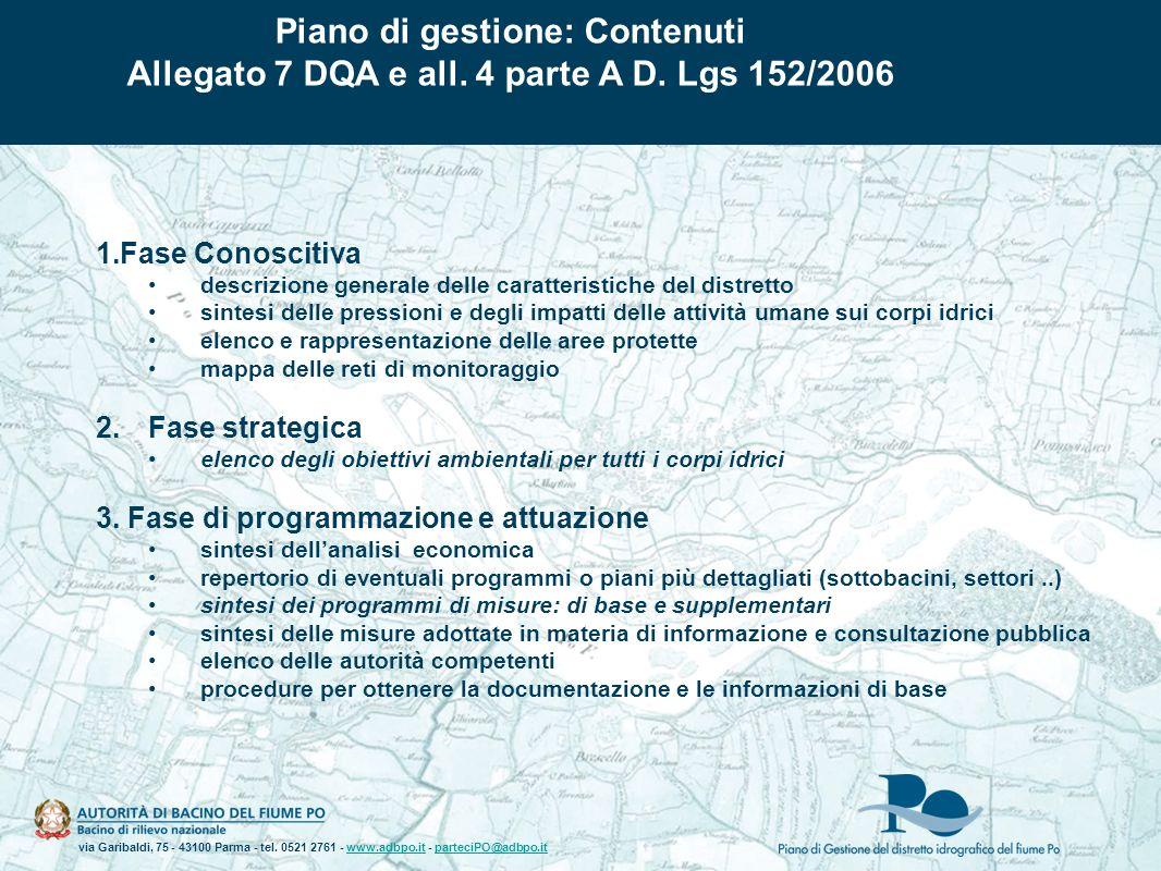via Garibaldi, 75 - 43100 Parma - tel. 0521 2761 - www.adbpo.it - parteciPO@adbpo.itwww.adbpo.itparteciPO@adbpo.it 1.Fase Conoscitiva descrizione gene