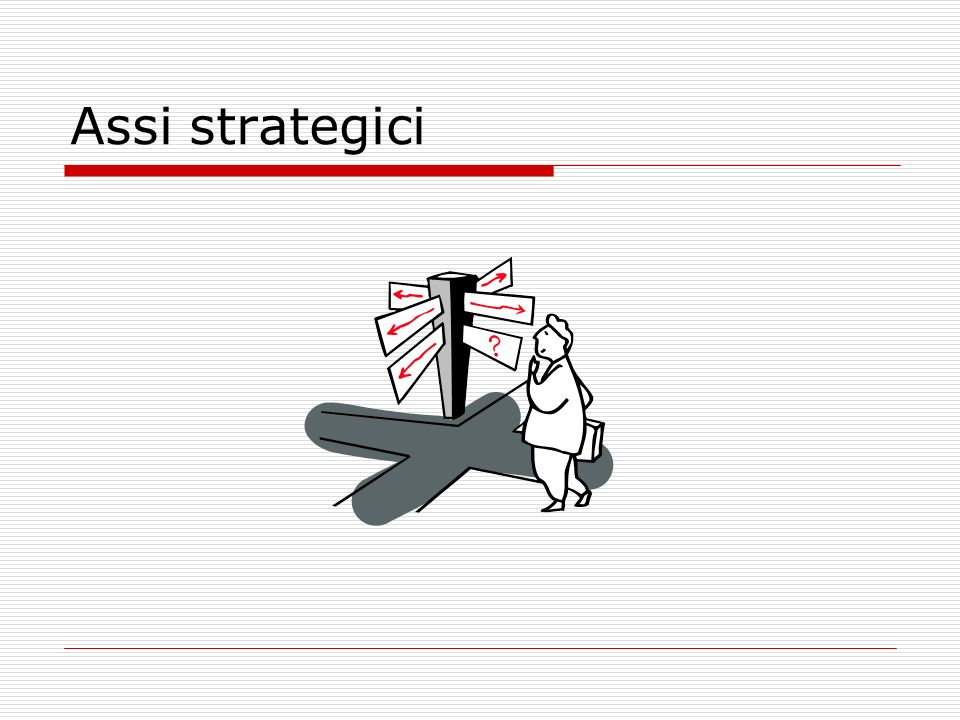 Assi strategici