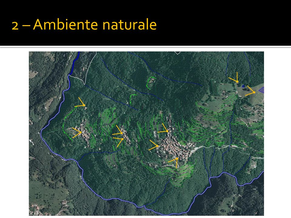 2 – Ambiente naturale