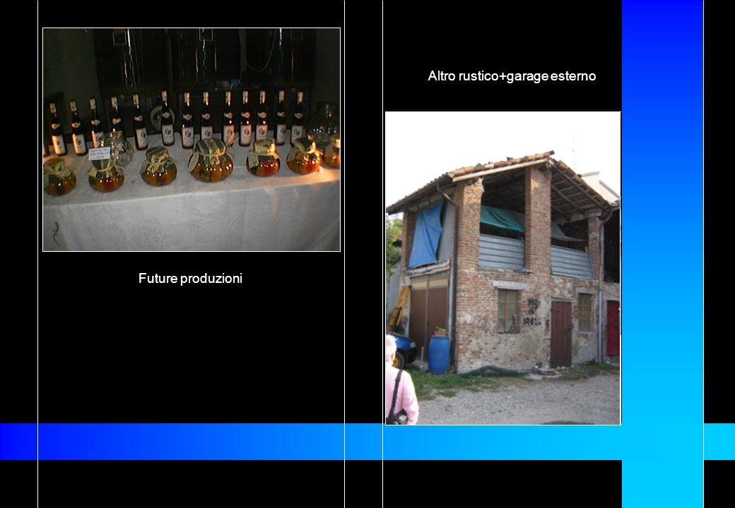 Altro rustico+garage esterno Future produzioni