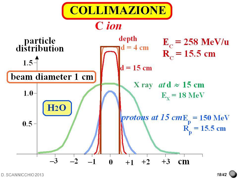 X ray COLLIMAZIONE 18/42 D. SCANNICCHIO 2013
