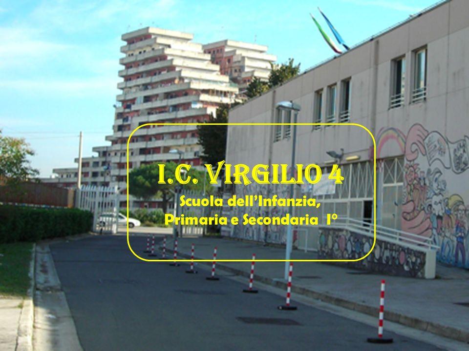 I.C. VIRGILIO 4 Scuola dellInfanzia, Primaria e Secondaria I°