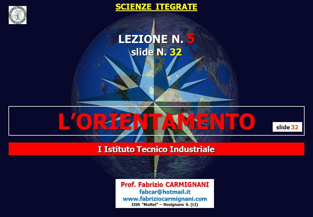 Prof.Fabrizio CARMIGNANI fabcar@hotmail.itwww.fabriziocarmignani.com IISS Mattei – Rosignano S.