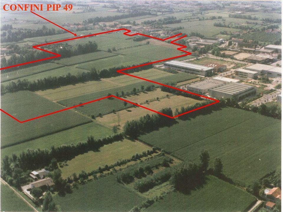 Le NTA del PIP 49 fissano laltezza massima a 10 mt o 2 piani (art.