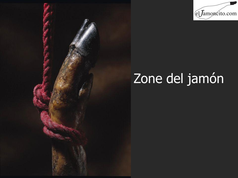 Zone del jamón