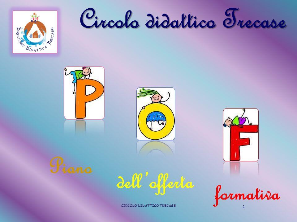 Piano Circolo didattico Trecase CIRCOLO DIDATTICO TRECASE 1 dellofferta formativa