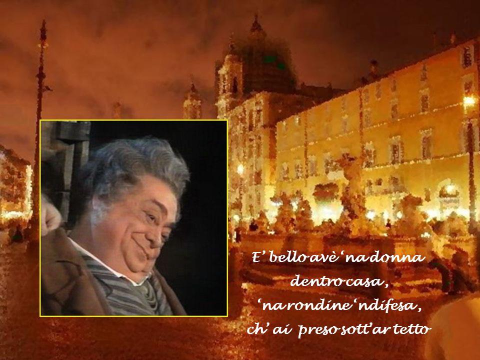 Canta: Aldo Fabrizi sincronizzato