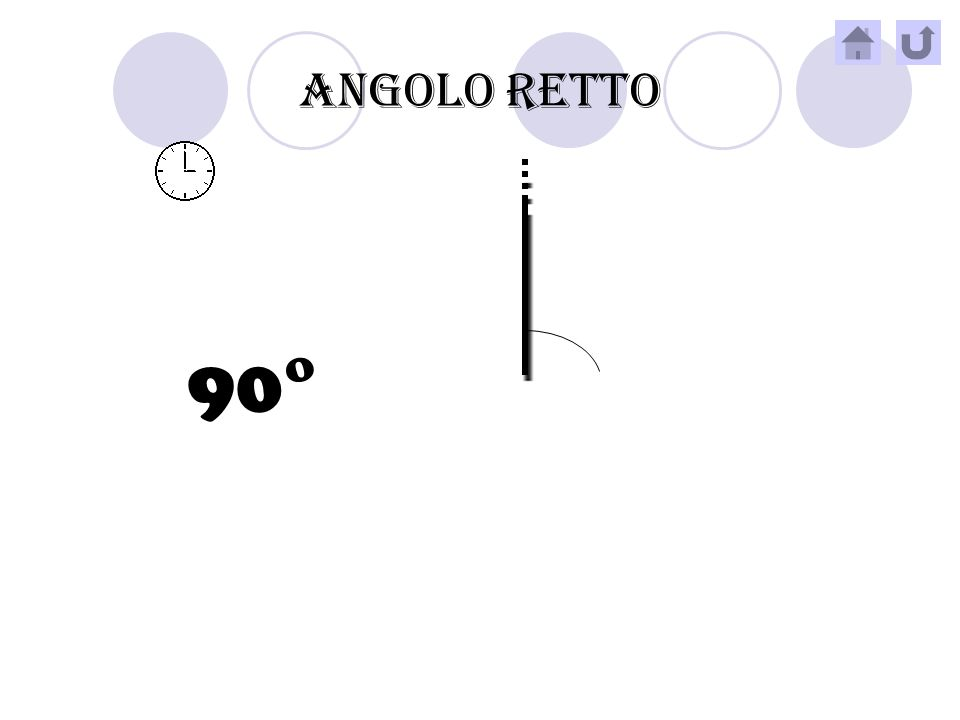 ANGOLO PIATTO 180°