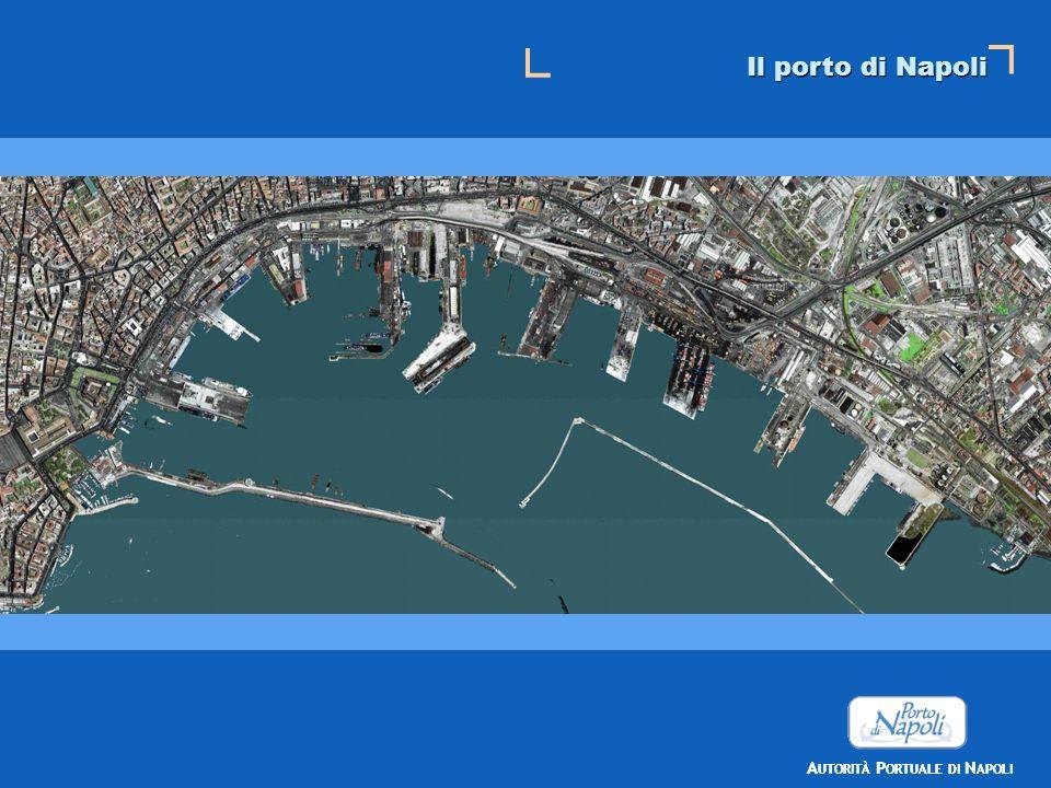 A UTORITÀ P ORTUALE DI N APOLI Il porto di Napoli Il Porto di Napoli