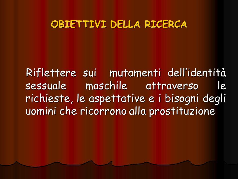 CONSIDERAZIONI CONCLUSIVE (2) PROSTITUZIONE E POTERE SESSUALE MASCHILE CONSIDERAZIONI CONCLUSIVE (2) PROSTITUZIONE E POTERE SESSUALE MASCHILE La prostituzione ristabilisce un ruolo di potere del maschio sulla donna: il dominio su una donna sottomessa poiché pagata.