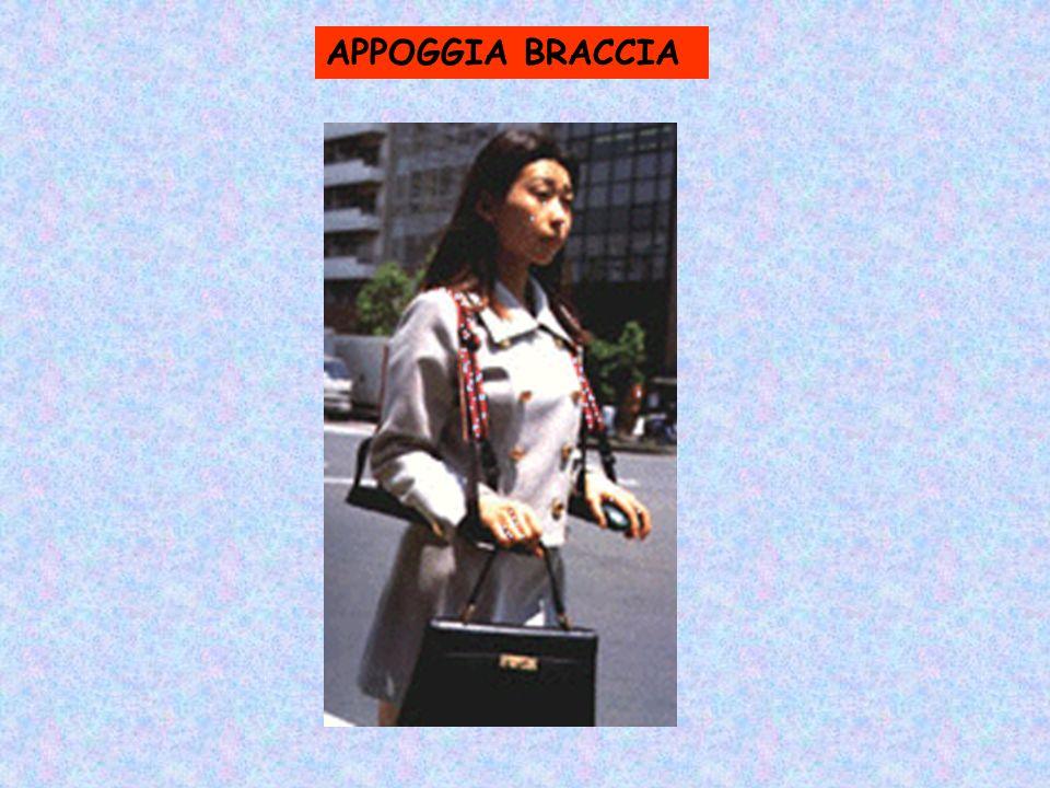 APPOGGIA BRACCIA